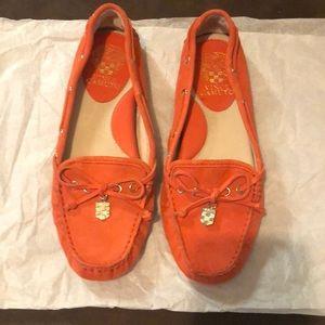 Vince Camuto orange Loafer